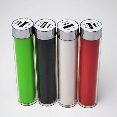 18650 high quality fashion power bank custom rechargable lipstick power bank battery charger