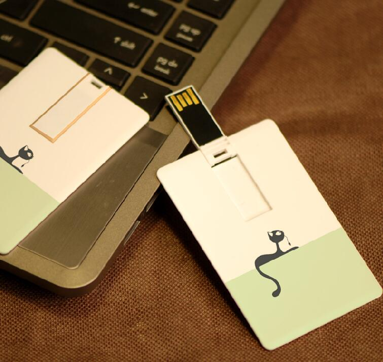 Free full color logo promotional gift credit card usb 8gb oem 2gb credit card usb flash drive usb cards 8 gb pendrive