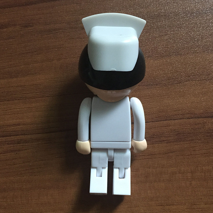 Nurse  USB 2.0 custom plastic USB,Bulk buy USB flash memory,Wholesale OEM print logo pendrive